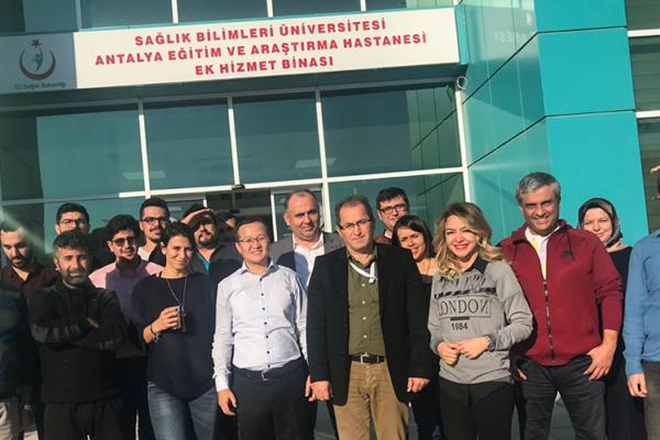 Dr. Batu Bayar - Antalya Saglik Bilimleri Üniversitesi-Kupa kursu-2
