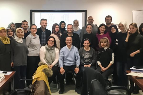 Dr.Batu Bayar - İstanbul Bağcılar E.A.H-Akupunktur Kursu