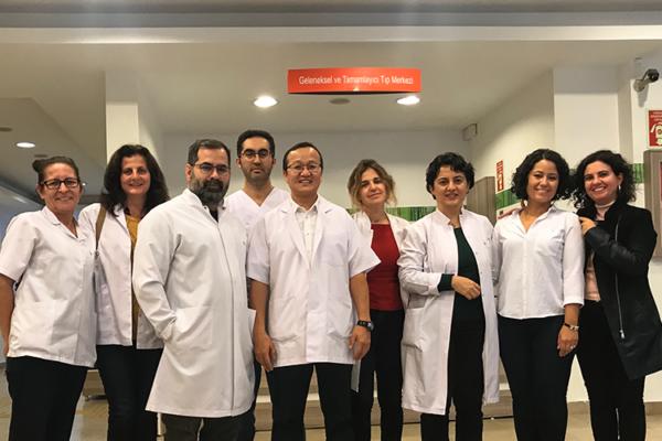 Dr.Batu Bayar - İstanbul Bağcılar E.A.H GETAT Merkezi-Akupunktur Kursu-2