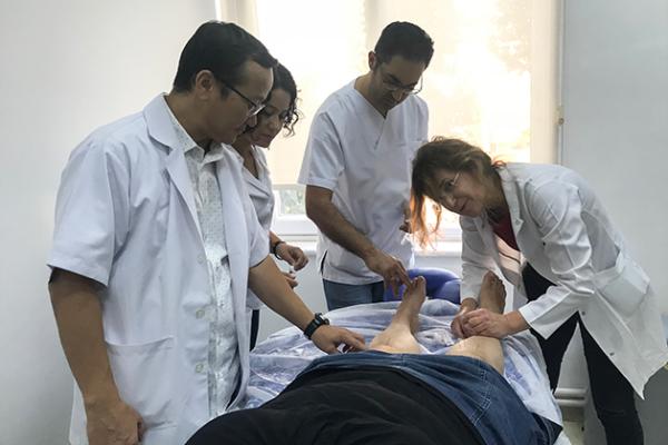 Dr.Batu Bayar - İstanbul Bağcılar E.A.H GETAT Merkezi-Akupunktur Kursu-3
