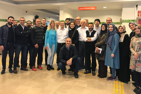 Dr.Batu Bayar - İstanbul Bağcılar E.A.H GETAT Merkezi- Hirudoterapi Kursu-6
