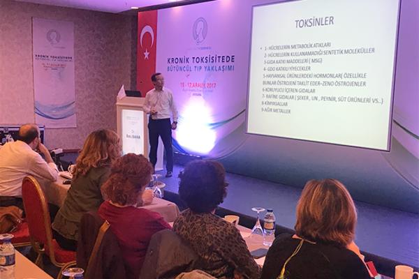 Dr.Batu Bayar - Kronik Toksisite Eğitimi-Ankara-2017